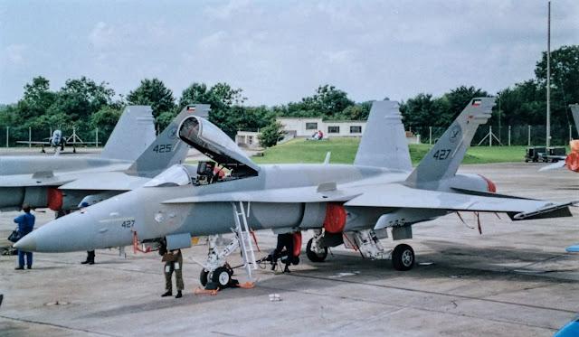f-18 kuwait air force