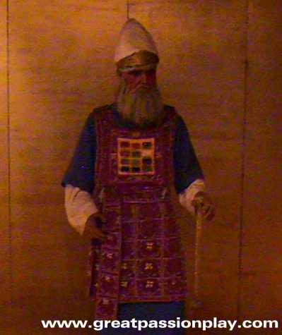 Vestes sacerdote tabernaculo