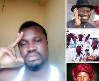 Goodluck Jonathan Killed my mother - Niger Deltan Cries out