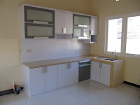 kitchen bentuk L semarang