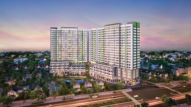 Căn hộ MoonLight Boulevard Bình Tân