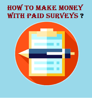 How to Make Money With Paid Surveys?