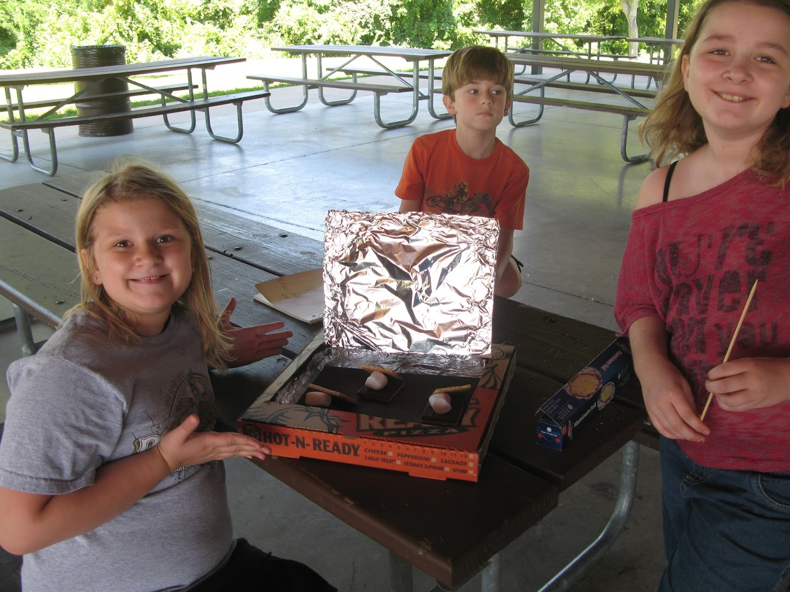 Jefferson City Secular Homeschooling Group Cooking With The Sun