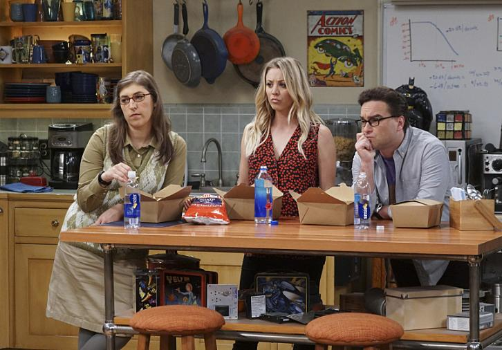 The Big Bang Theory - Episode 10.09 - The Geology Elevation - Promo, Promotional Photos, Press Release & Sneak Peek