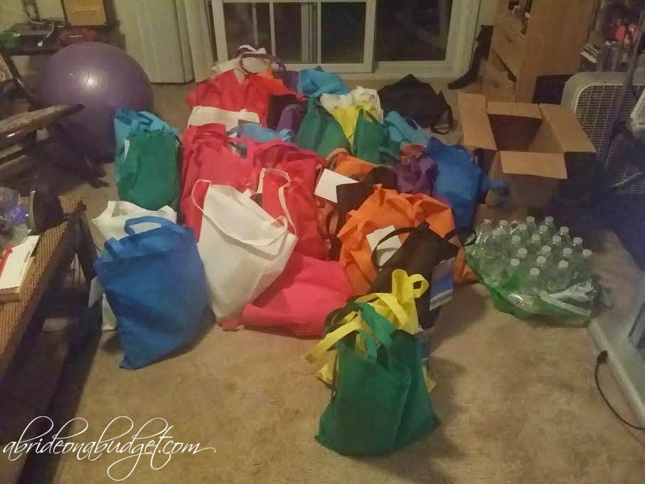 婚礼 - 欢迎袋