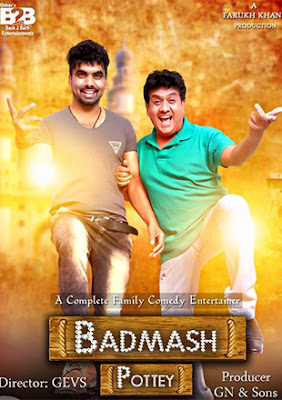 Badmash Pottey 2016 Hindi 720p WEB HDRip 900mb