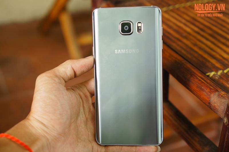 Galaxy Note 5 2 sim cũ cách test