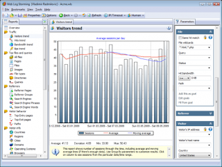 Dataland Web Log Storming 3.2.0.673 Professional Edition Full Keygen