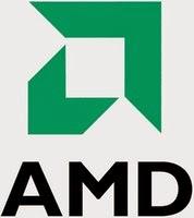 Процессор для ноутбука (логотип AMD)
