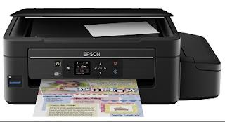 Epson ET-2550 Télécharger Pilote Driver Windows Et Mac