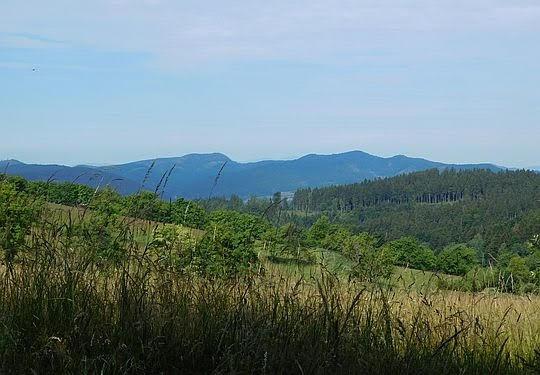 Góry Kamienne.