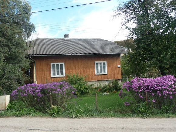 Турка. Будинок по вул. Січових Стрільців