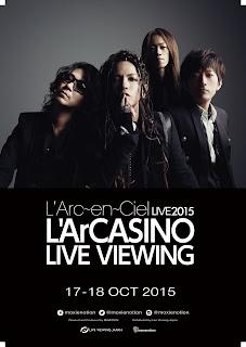 Download Film L'ArCASINO L'Arc-en-Ciel 2015 Bluray Subtitle Indonesia