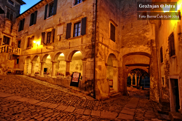 Grožnjan night © www.istra-photo-tours.eu 05.06.2016