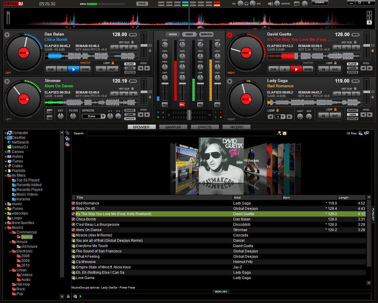 descargar el virtual dj pro 7