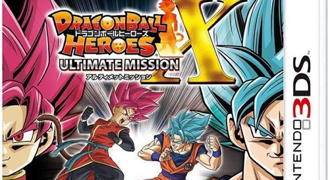 Se comparte el primer tráiler de Dragon Ball Heroes: Ultimate Mission X