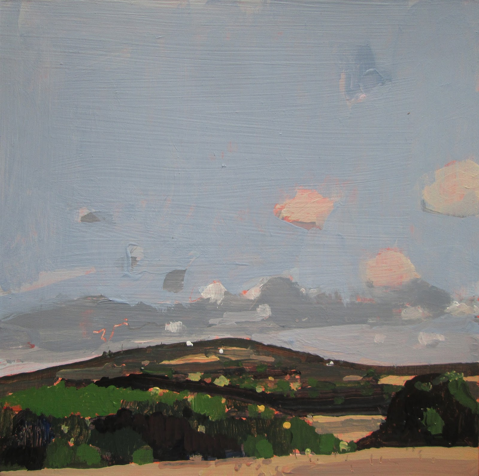 Landscape PaintingsHarry Stooshinoff October 2016