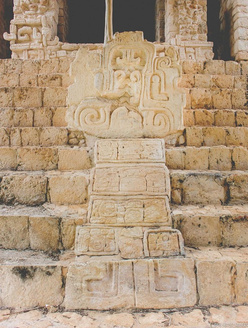 mayan ruins ek balam