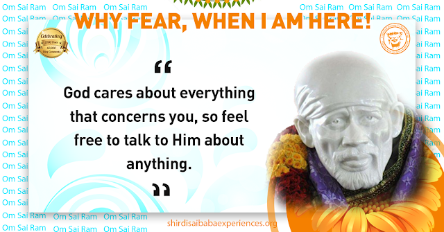 Shirdi Sai Baba Blessings - Experiences Part 2575