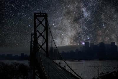 Οι πόλεις κάτω από τα αστέρια