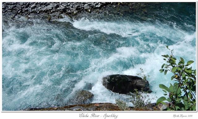 Elwha River: Sparkling