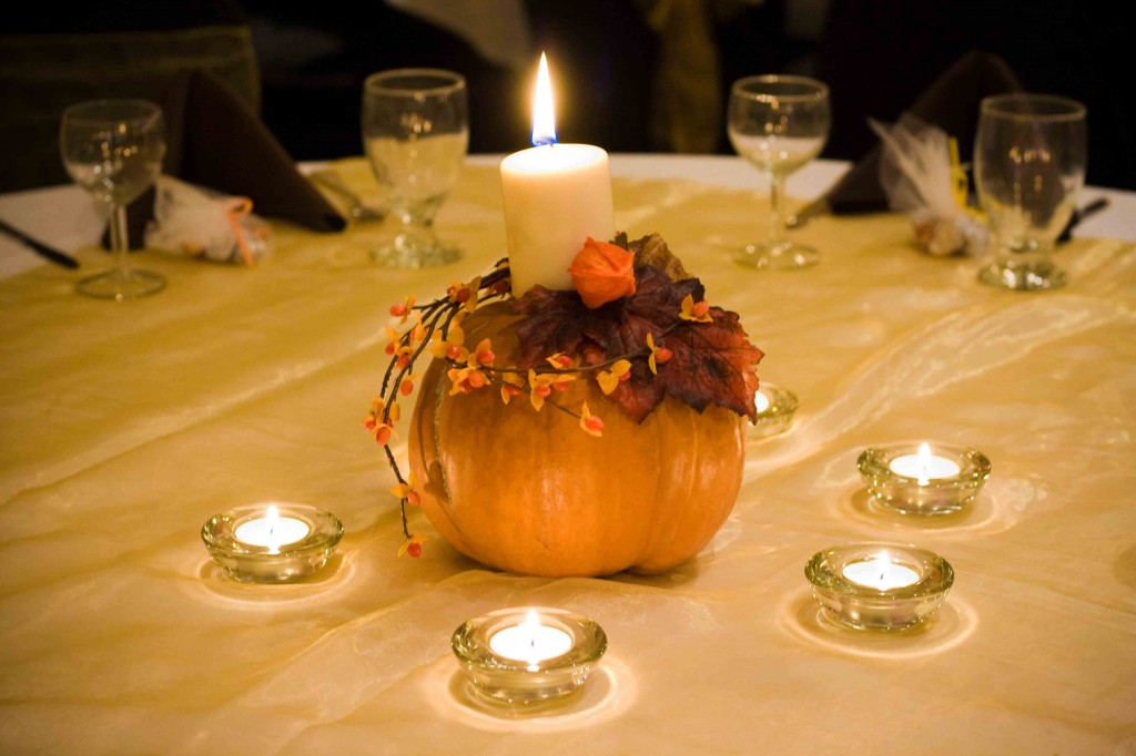 Amy's Daily Dose: Fall Wedding Centerpieces