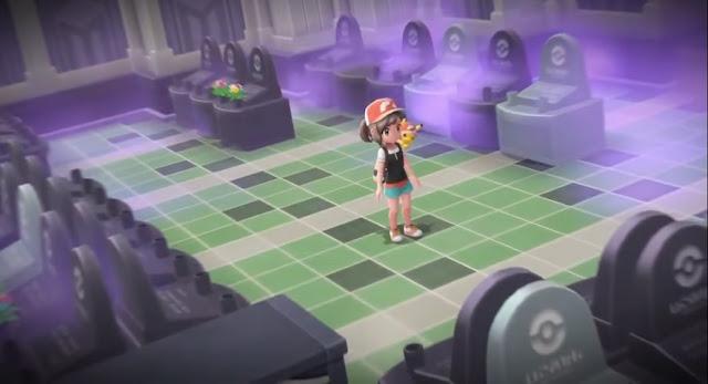 Pokémon: Let's Go, Pikachu & Eevee! (Switch): trailer mostra Lavender Town e a Pokémon Tower