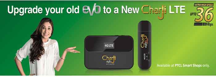 PTCL EVO Upgrade Offer Evo 3.1 Upgrade To Free Wingle 9.3 Latest