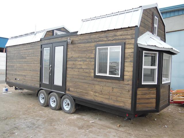 barn style tiny house