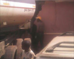 Petrol Tanker Rams Into Beer Parlour, Kills Four Persons