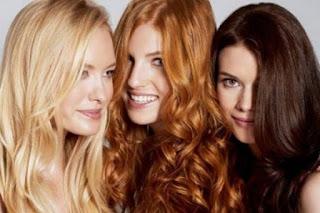 donner des reflets aux cheveux blonds, roux ou bruns