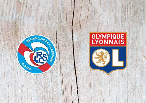 Strasbourg vs Lyon - Highlights 9 March 2019
