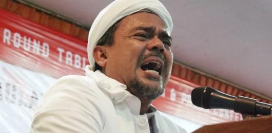 Habib Rizieq: Bukan Soal Keislaman, PBB Adalah Partai Pengkhianat