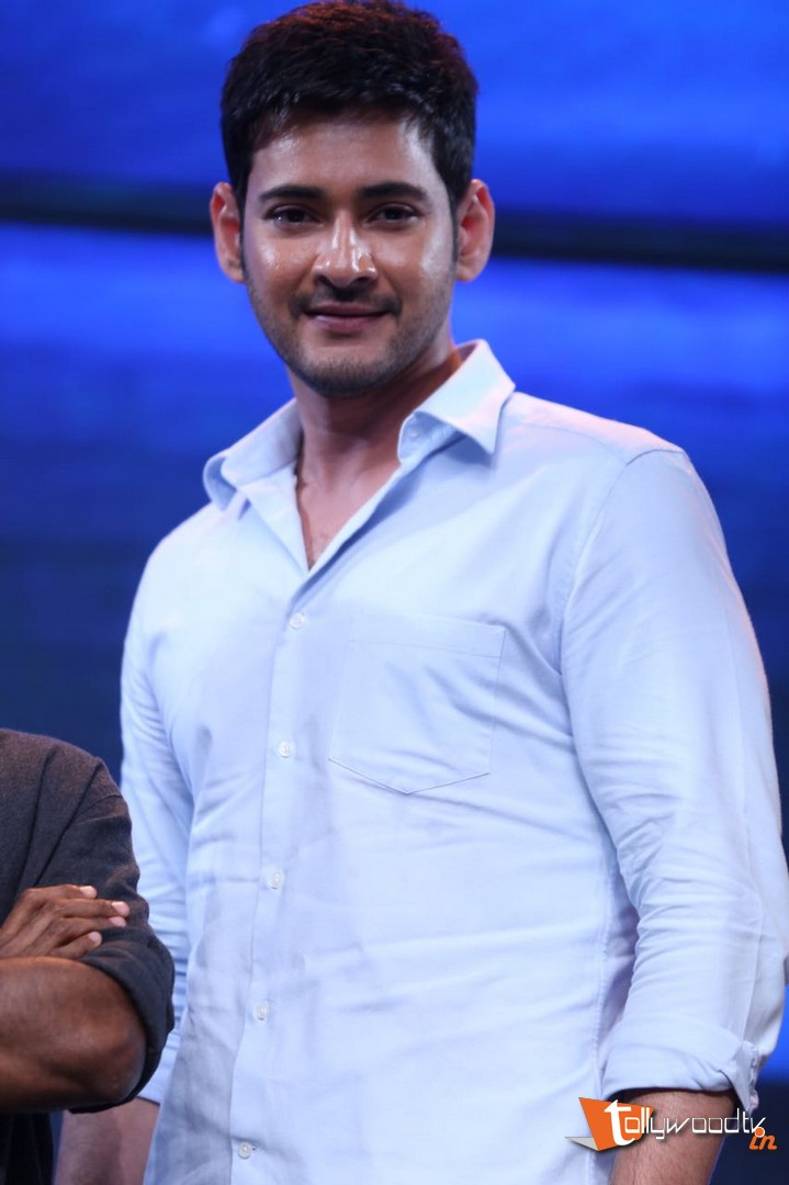 Mahesh Babu At Spyder Audio Launch-HQ-Photo-7