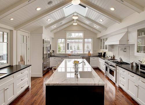Gorgeous Kitchen Renovation In Potomac Maryland: OOTD = Dream Kitchen