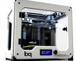 Impresora BQ de 3D