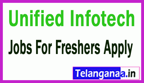 Unified Infotech Recruitment Jobs For Freshers Apply
