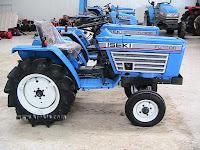 trakter ISEKI TU1500 2WD