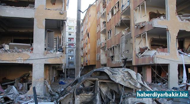 DİYARBAKIR-Diyarbakır'ın Bağlar ilçesinde 4 Kasım 2016 tarihinde Emniyet Müdürlüğü Ek binasına düzenlenen bombalı saldırıda zarar gören vatandaş ve esnafa, Valilik tarafından 51 milyon 767 bin 33 lira yardım yapıldı.