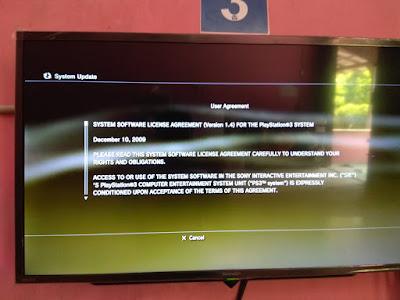Cara Update PS3 OFW 4.82 Offline 7