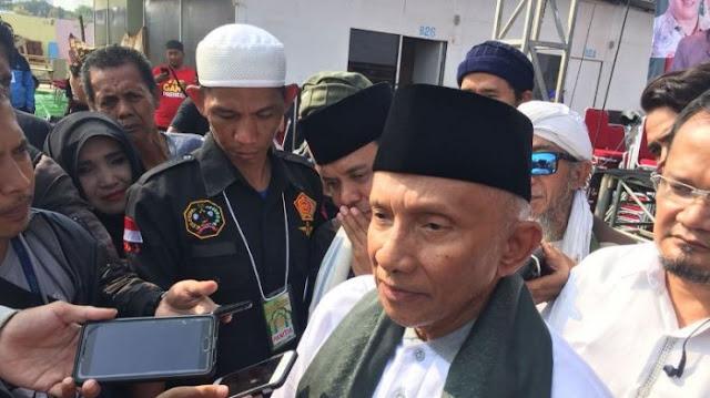 Amien Rais: Umat Indonesia Berpotensi Pecah Jika Prabowo Pilih UAS