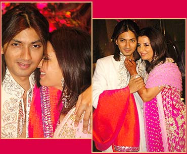 Wedding Pictures Wedding Photos Farah Khan Wedding Pictures
