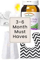 3-6 Month Infant Must Haves