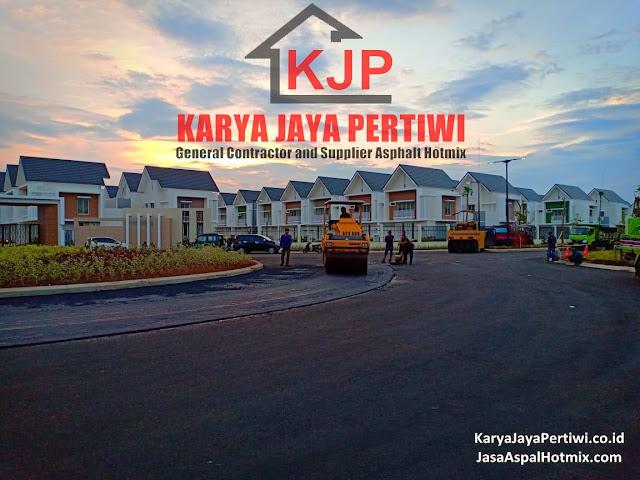 Jasa Pengaspalan Jalan Kontraktor Aspal Hotmix, Jasa pengaspalan jakarta, kontraktor pengaspalan jakarta