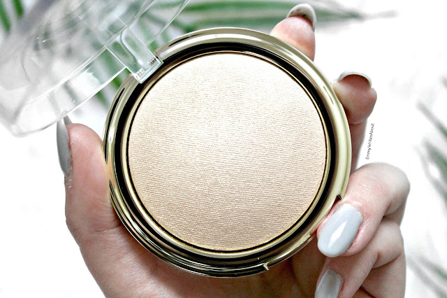 Topshop afterglow highlighter review