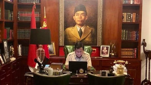Prabowo: Ada Kekuatan yang Punya Uang, Merasa Bisa Tentukan Presiden