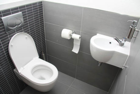 toilet kering terbaru