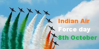indian air force day 8th oct