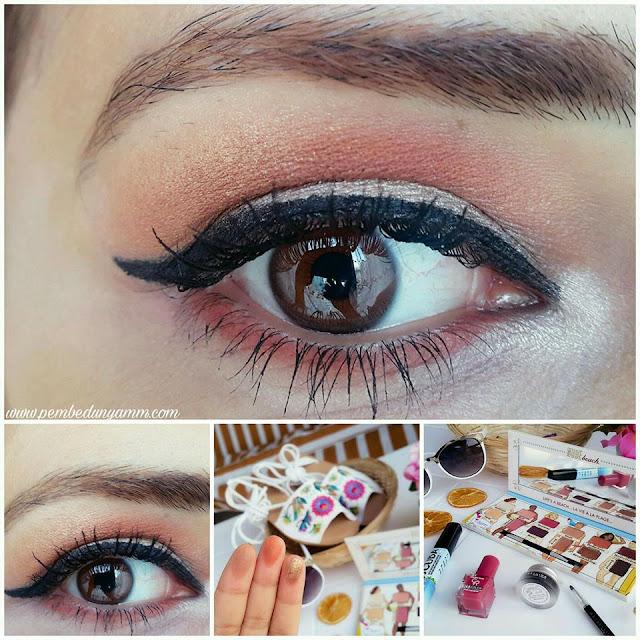 maybelline jel eyeliner kullanımı