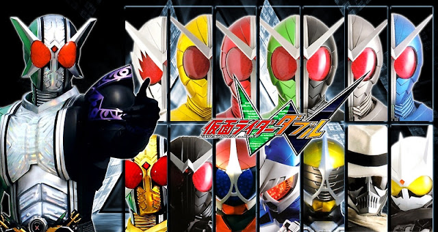 Download Kamen Rider W Sub Indo